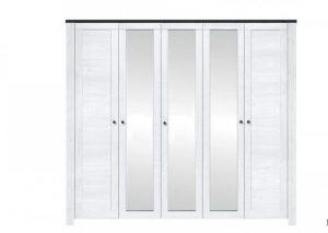 Шкафы 5- ти дверные