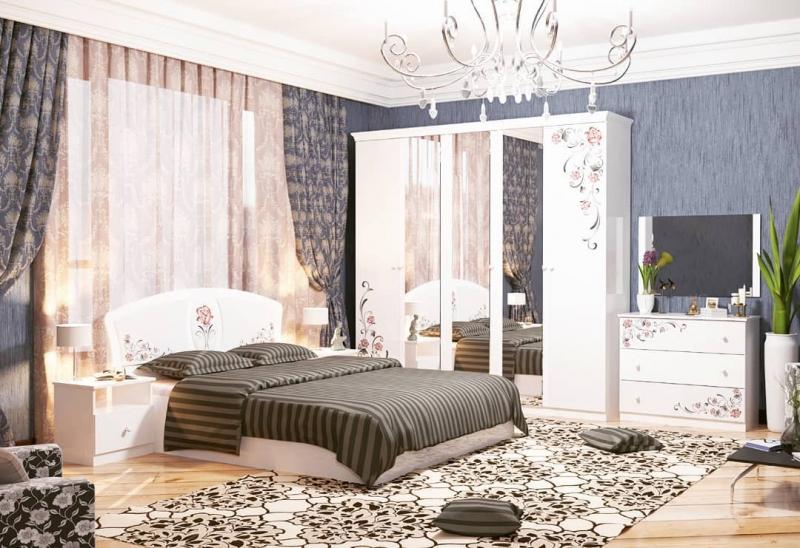 спальня амели 5д