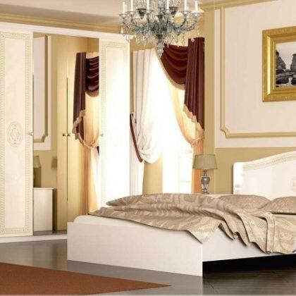 Спальный гарнитур 4Д «Грация»