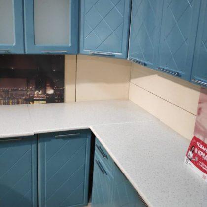 Кухонный гарнитур «Бадьян Шторм глянец» Любой размер