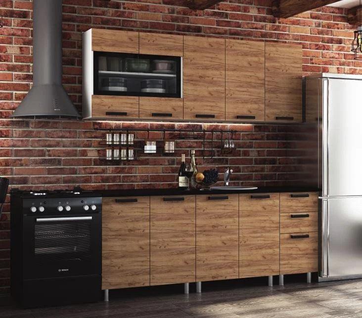 Кухонный гарнитур «Крафт» 2 м